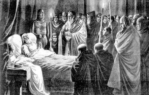 El reino del Norte (José Javier Esparza) -- Muerte de Alfonso II