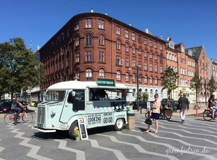 Gastro Trucken in Kopenhagen