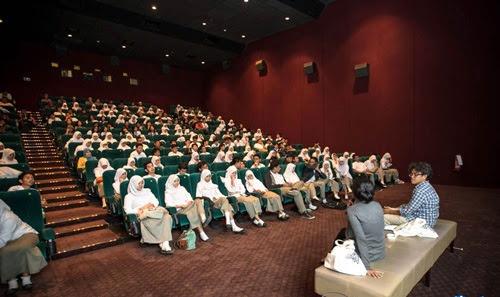 Riri Riza Gelar Makassar South East Asian Screen Academy