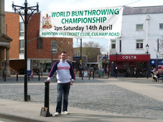 Abingdon World Bun Throwing Championship 2012 - 