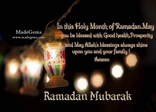 Ramadan Greetings Wishes Pictures for Whatsapp