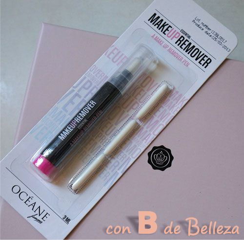 Make up remover pen de Oceane