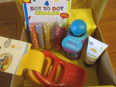 Subscription Boxes! June 2013 Citrus Lane Box