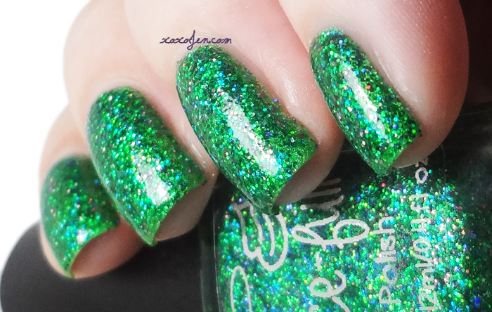 xoxoJen's swatch of Grace-Full The Lights in the Party Tree