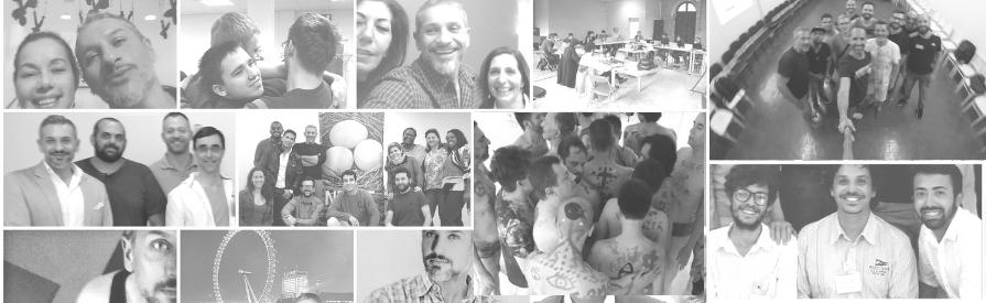 2019 - 5° Workshop Reescrevendo Relacionamentos Gays
