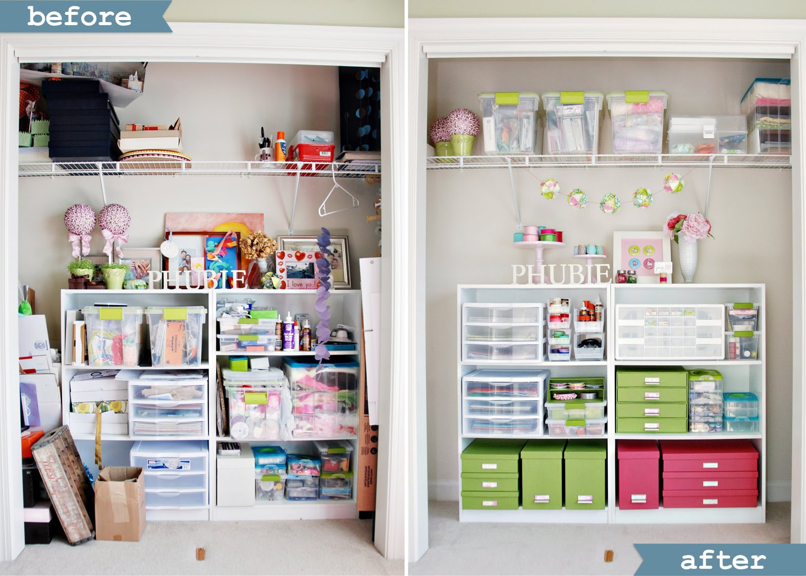 inspired closet inspiration room the craft organization