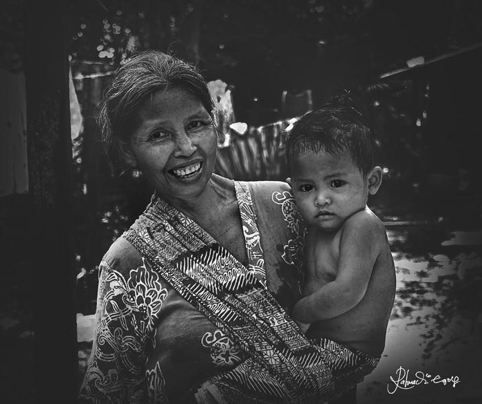 kasih sayang seorang ibu