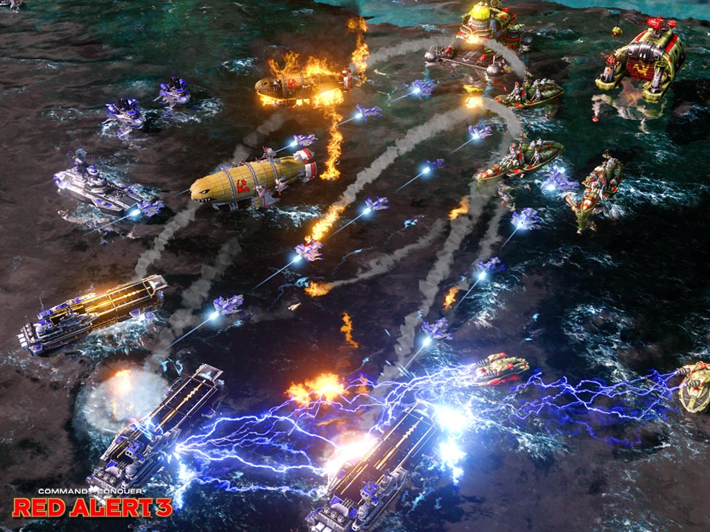 Command and conquer red alert 2 eng lan play without disk