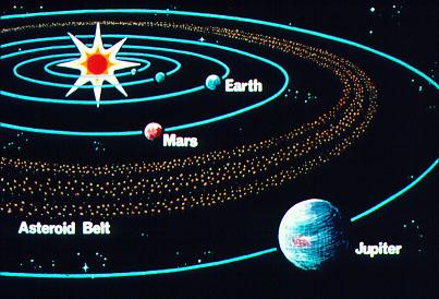 info on the asteroid belt - photo #18