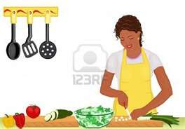 Real Woman Cook