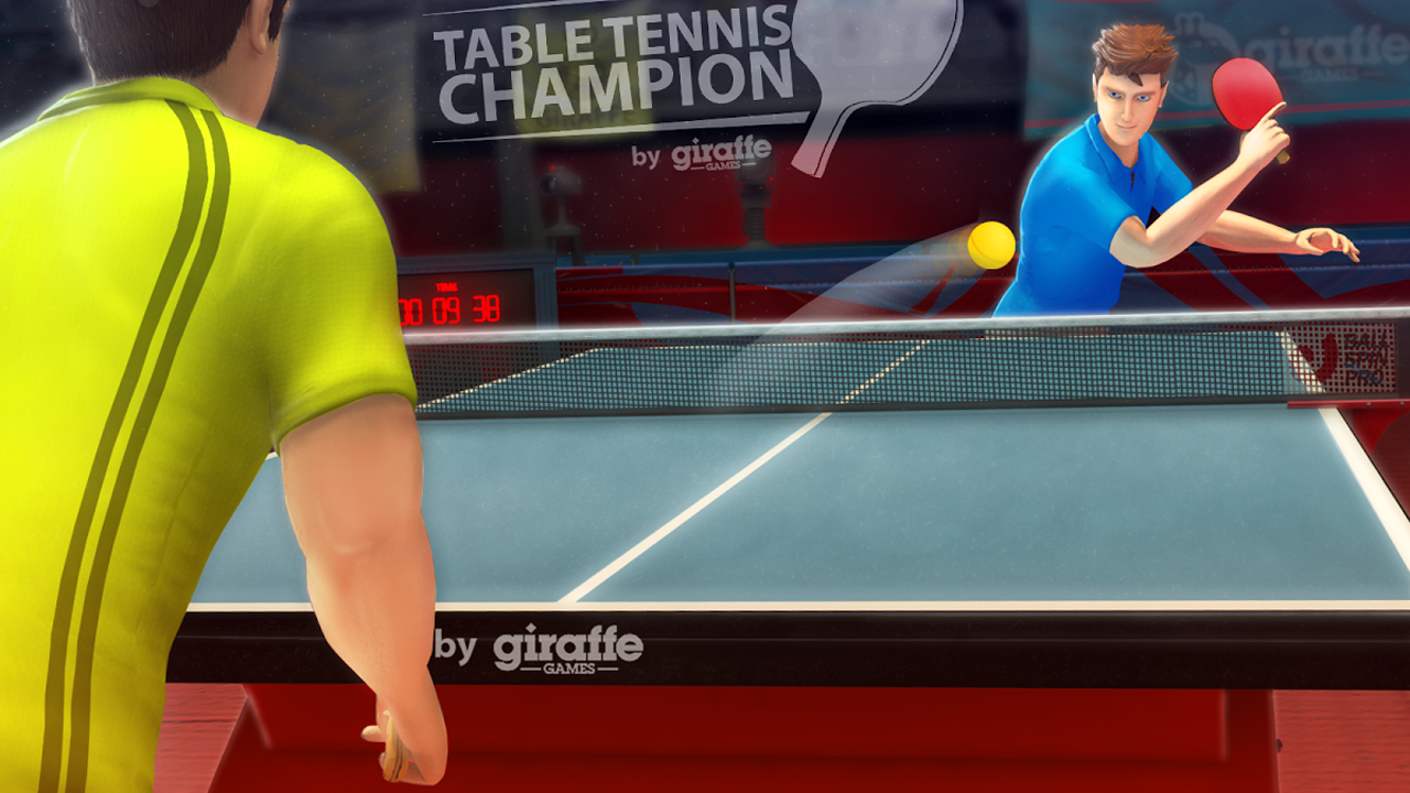 Table Tennis Champion Gameplay IOS / Android