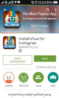 cara cepat mengetahui unfollower akun instagram