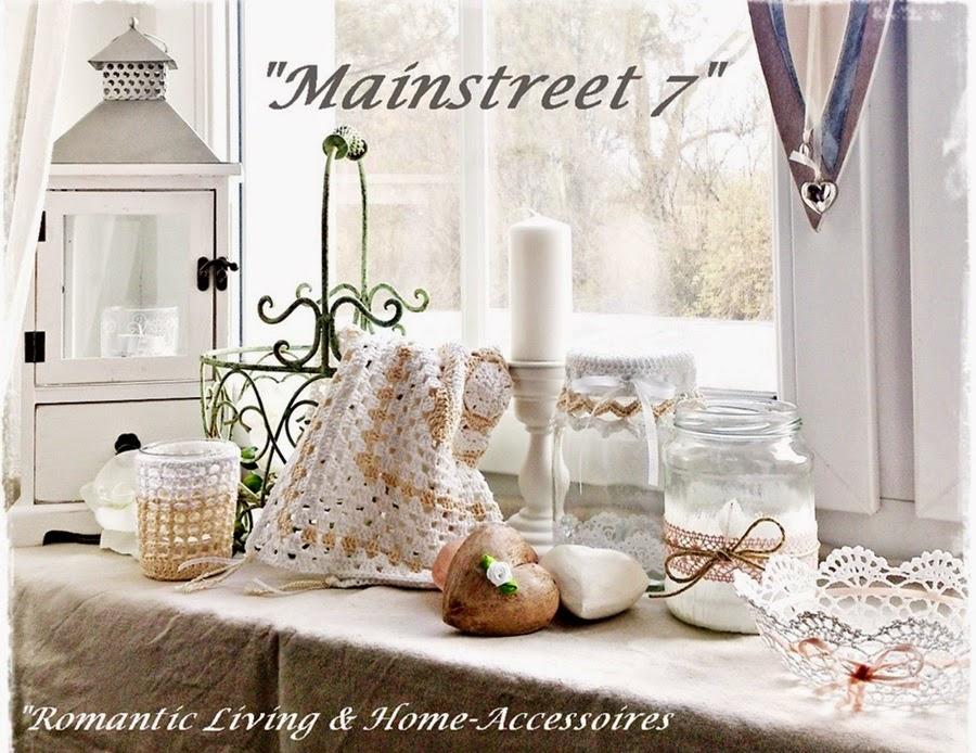 Mainstreet 7 romantic home living accessoires for Living accessoires