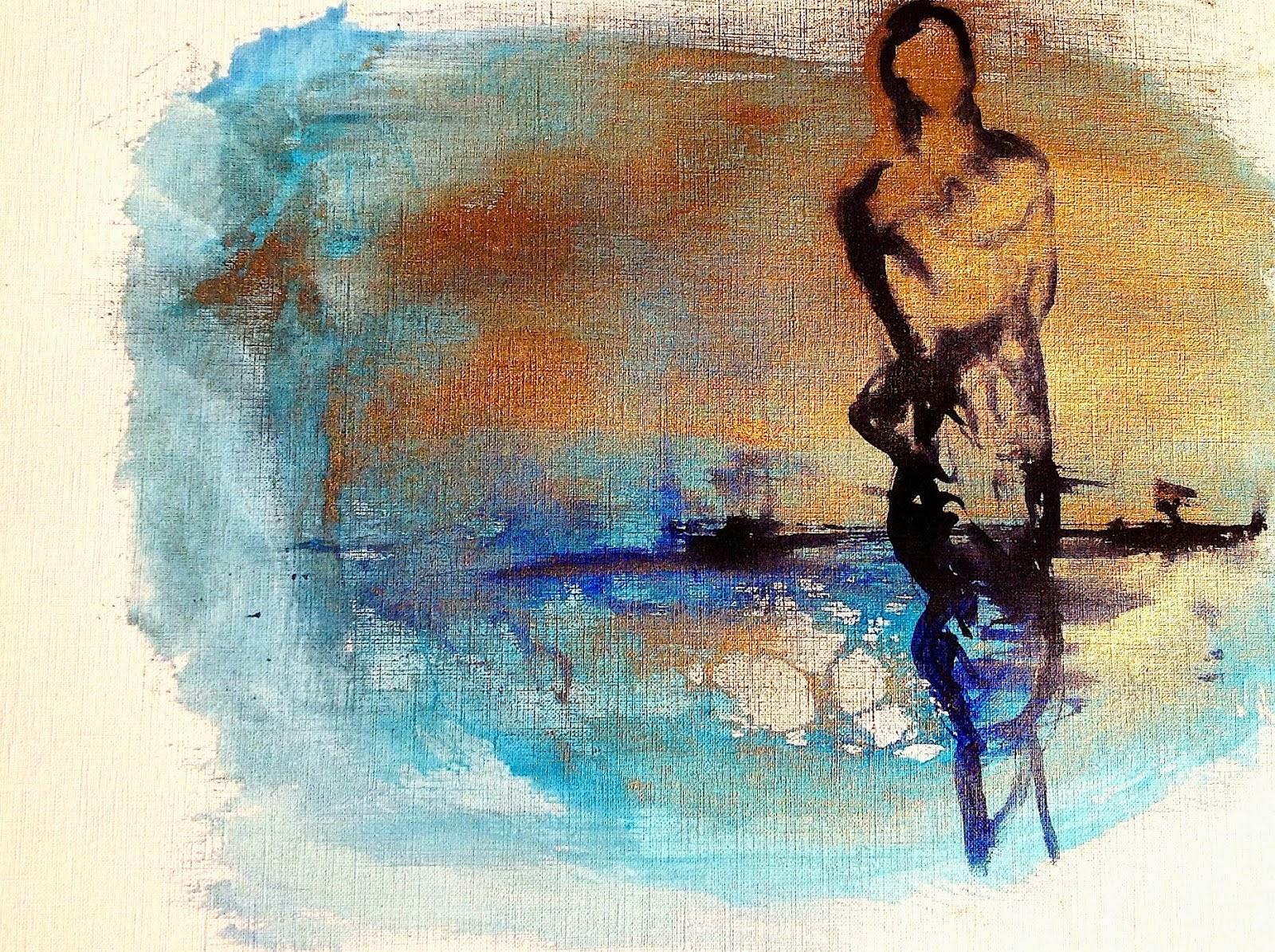 "Sophie Brassart, illustratrice de ""Le chasseur immobile"""