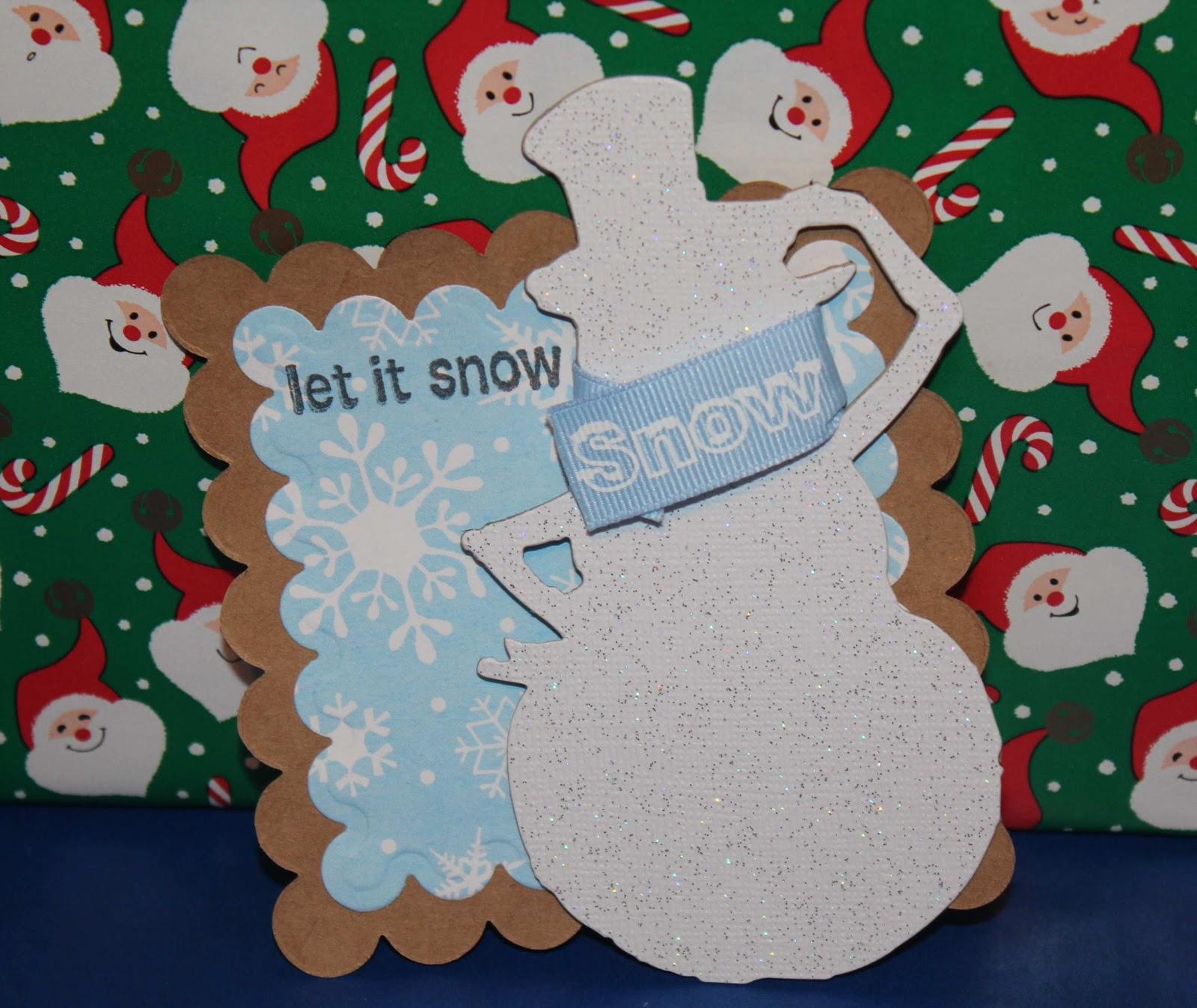Christmas Eve Box Stencil Vintage Template Paint Card making Home Decor Art CH29