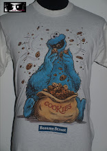 VINTAGE COOKIE MONSTER
