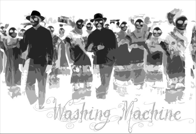 WASHING-MACHINE-MODE-ON