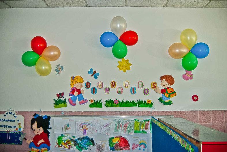 Mi Niño Andrés Bello: Decoración de Carteleras y Puertas