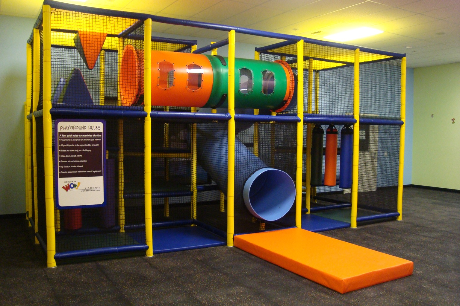 Indoor play unit in beautiful lemoore ca worlds of wow blog for Play unit