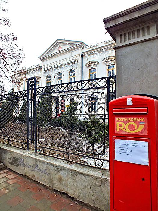 oficiul postal 1 iasi