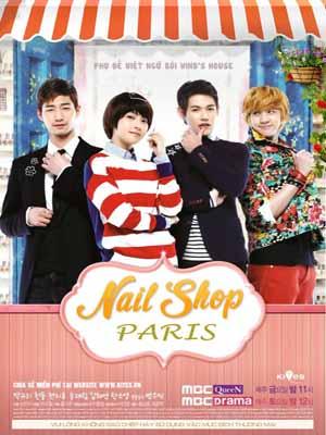 Thẩm Mỹ Viện Paris - Nail Shop Paris (2013)