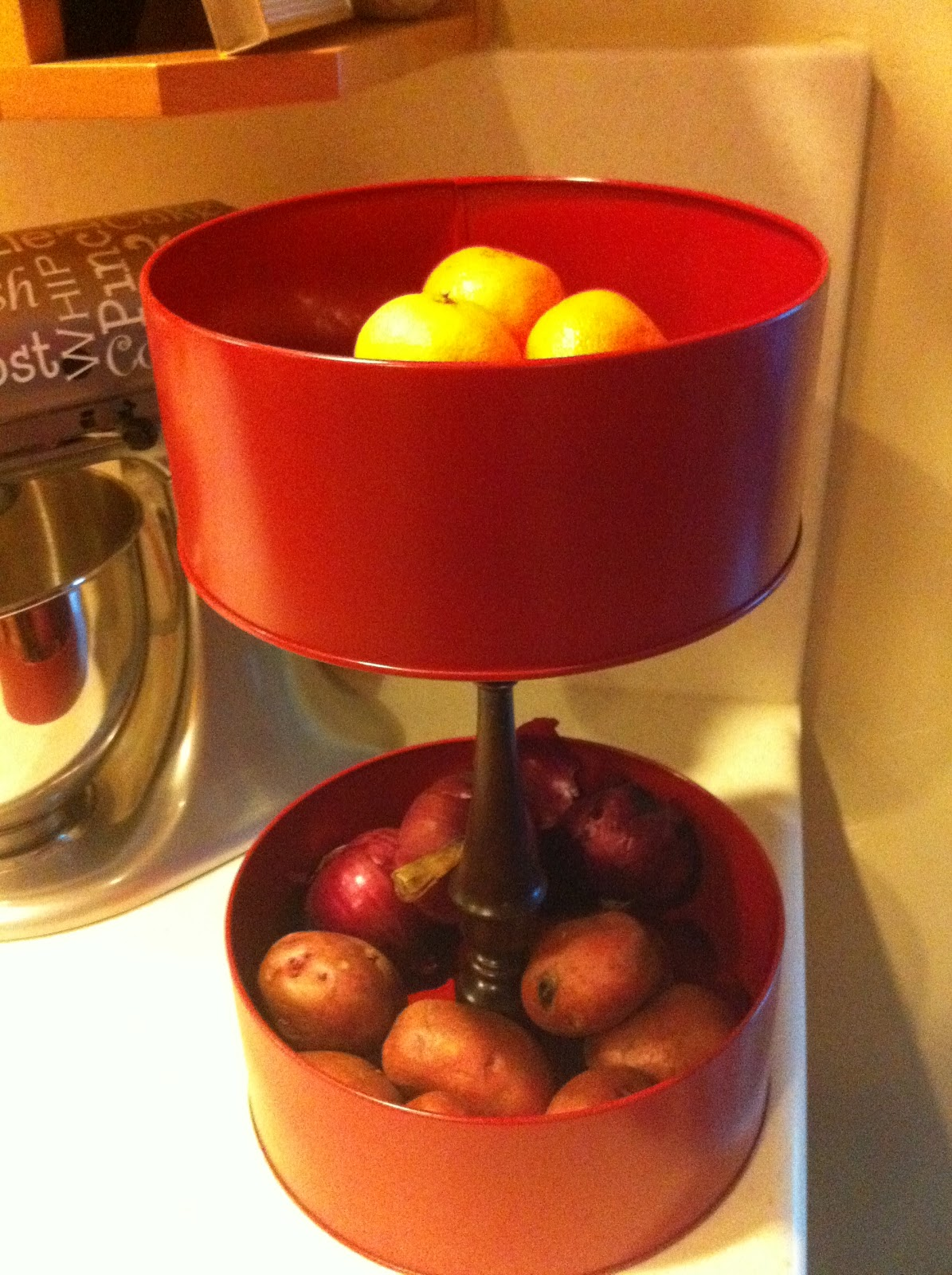 All things homie from christmas tins to tiered fruit bowl - Tiered fruit bowl ...