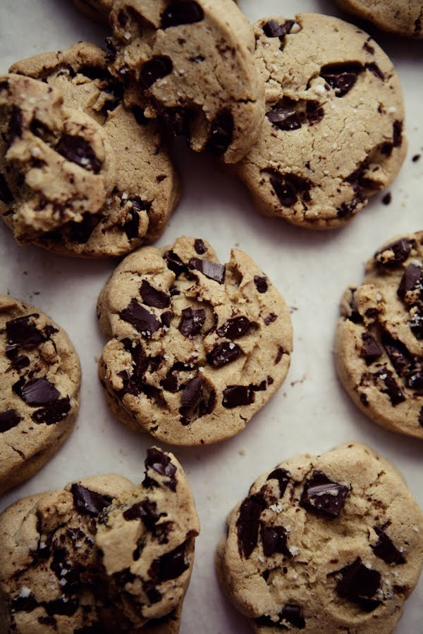 CUP OF JO: Best Chocolate Chunk Cookies You'll Ever Have