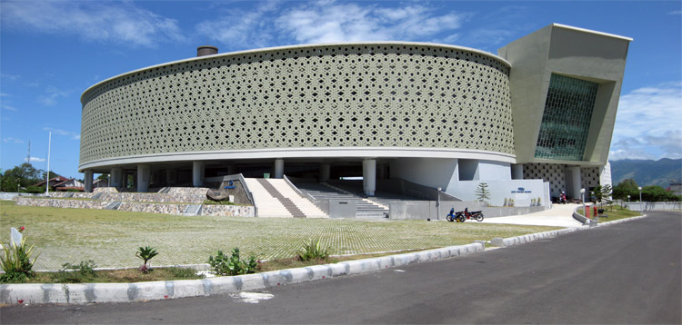 Museum Tsunami Aceh Monumen Azab Allah Di Serambi Mekkah