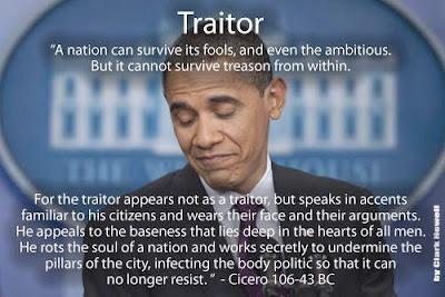 obama    treason within