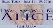 I Was, Am, Will Be Alice Tour & Giveaway