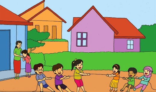 Rpp Sd Kelas 2 Tema 2 Bermain Di Lingkunganku Sub Tema 2 Bermain Di Rumah Teman Pembelajaran 1
