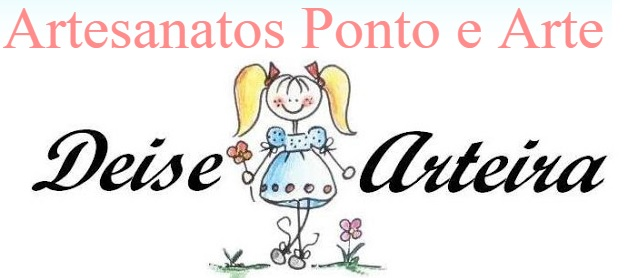 Blog Artesanatos Ponto e Arte