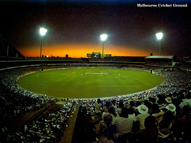 Melbourne Cricket Ground (MCG), Melbourne (Australia)