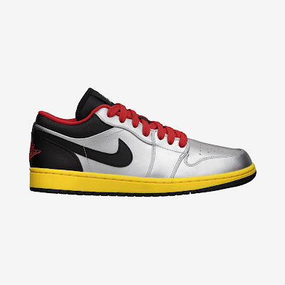 Air Jordan 1 Low Men's Shoe # 553558-023