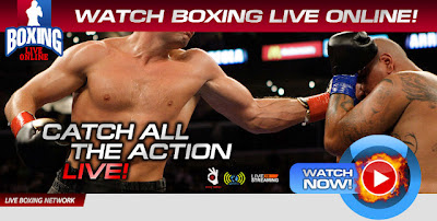 live boxing match today