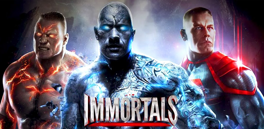 WWE Immortals MOD Android APK Download
