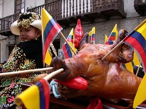 Thanksgiving in Ecuador
