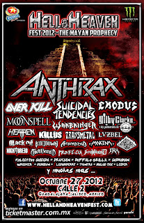 Hell and Heaven Metal Fest 2012