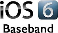 Baseband iOS 6