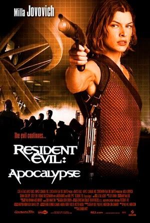 Resident Evil 2 Apocalypse