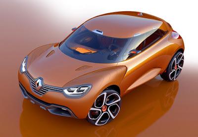Renault Captur - Crossover