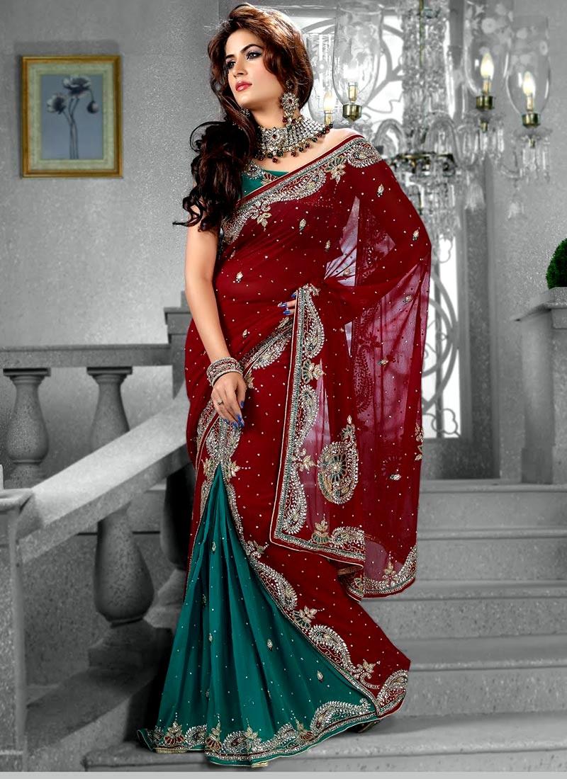 Latest Designer Sarees Online Shopping