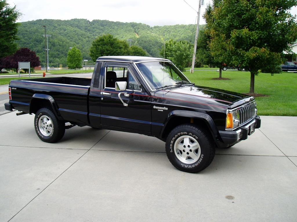 Jeep Comanche For Sale Craigslist Autos Post