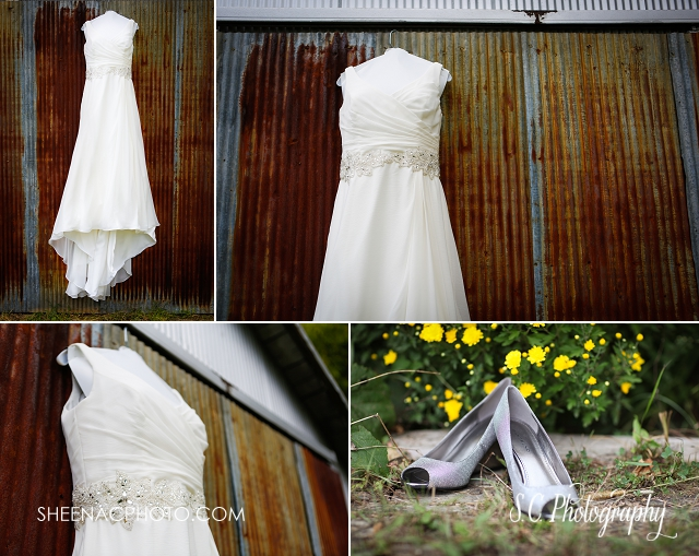 barn wedding dress backyard wedding sparkly wedding shoes