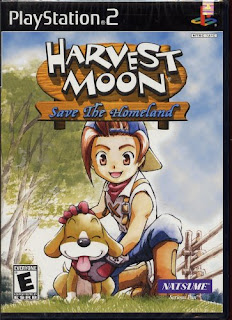 Harvest Moon : Save The Homeland gambar