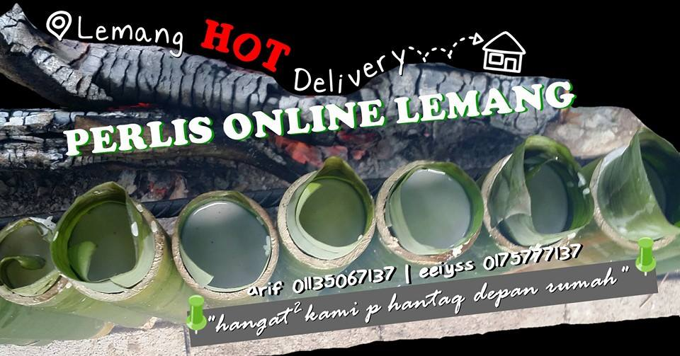 Perlis Online Lemang