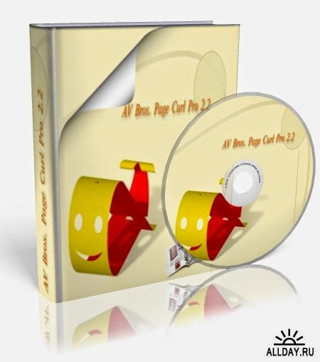 AV Bros. Page Curl Pro 2.2 for adobe Photoshop free dwonload