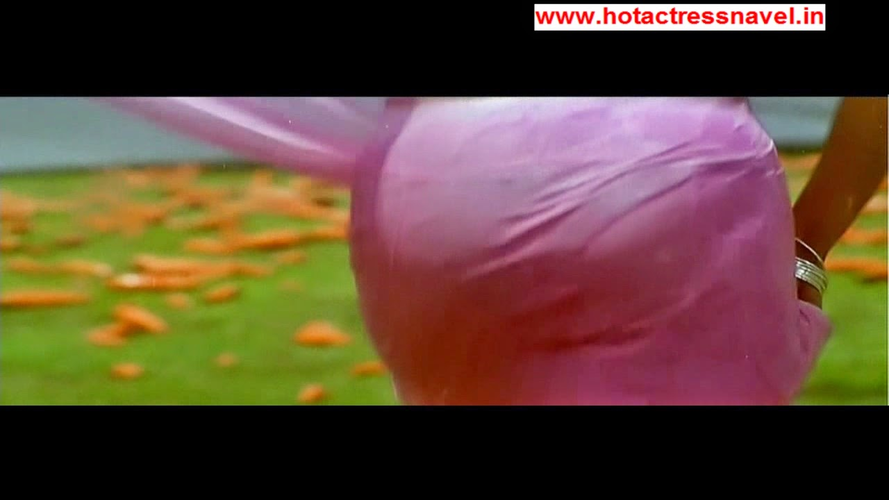 Isha Koppikar Hot Navel and Ass In Wet Pink Sari