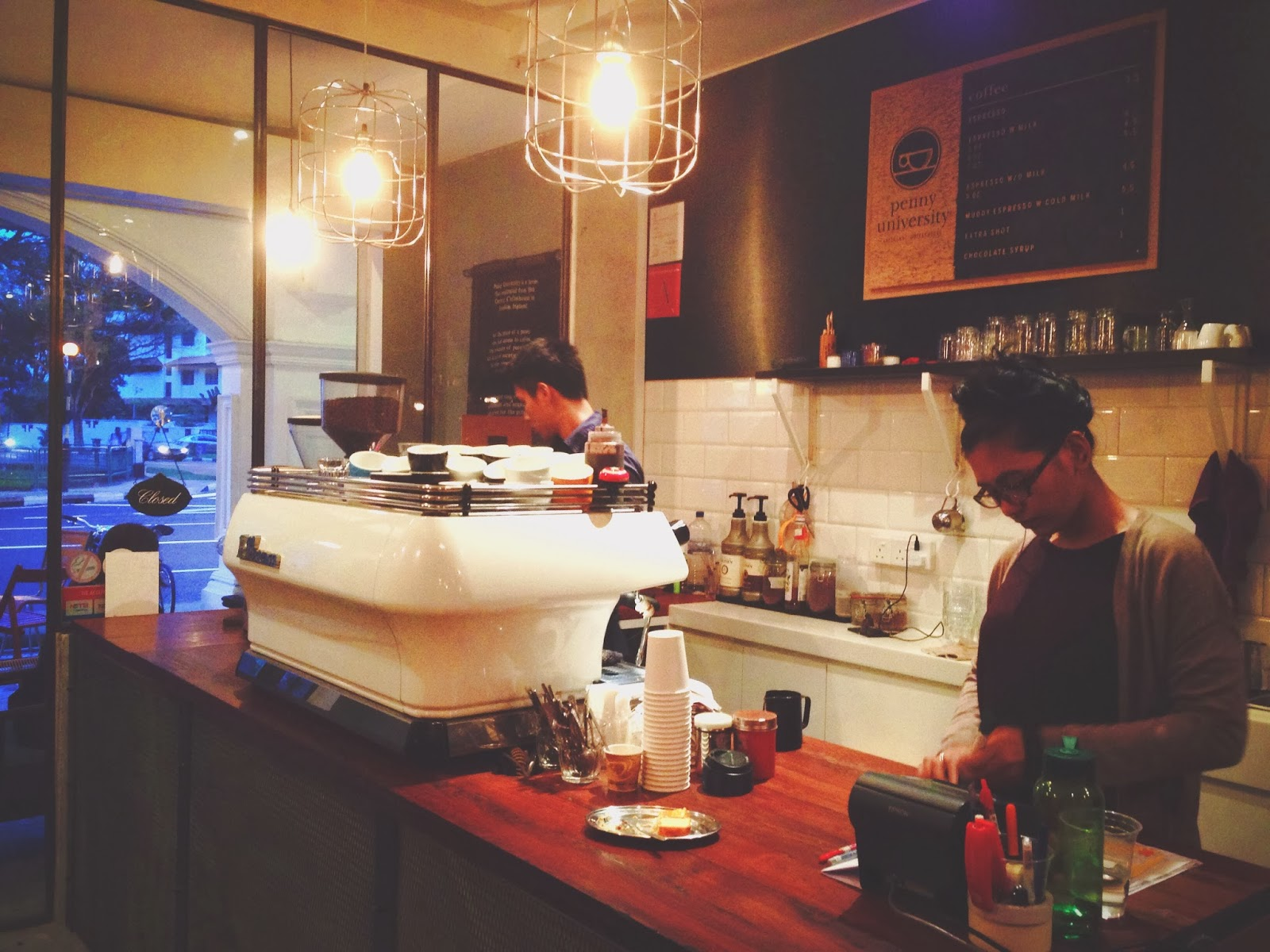 Penny University Coffee Roaster