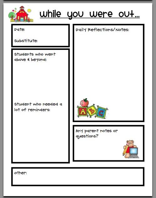 the-pencil-box - Substitute Folder